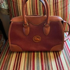 Large Vintage Dooney & Bourke